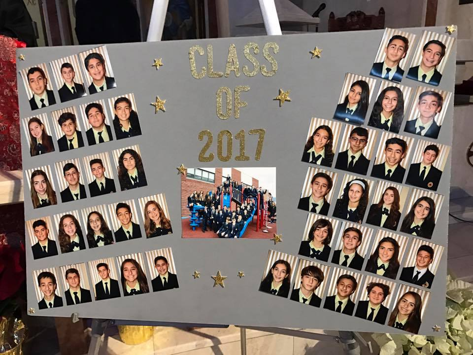 Class of 2017 Ring Ceremony